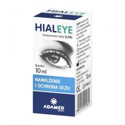 Hialeye 0,2% * krople do oczu * 10ml