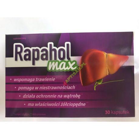 Rapahol max * 30 kapsułek