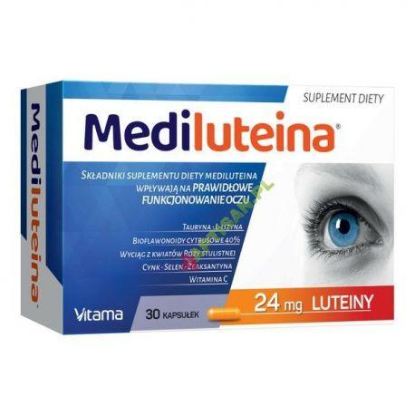 Mediluteina * 30 kapsułek