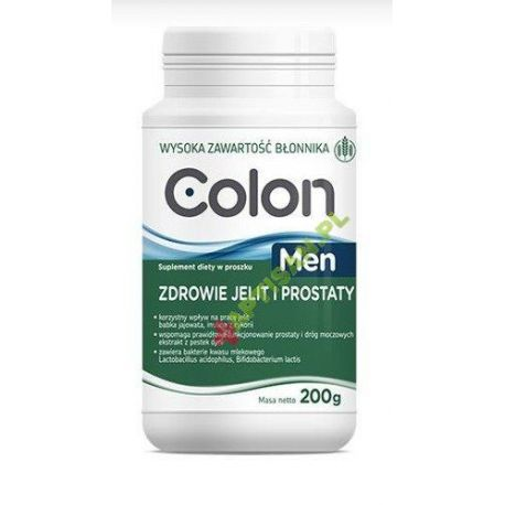 Colon Men * proszek * 200g