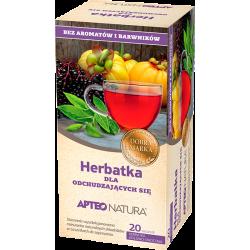 Herbatka dla odchudzających się * APTEO Natura *