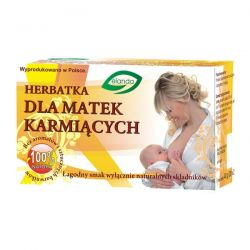 Herbatka dla matek karmiących * 20 szasz.