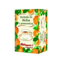 Melisa z pomarańczą * herbatka fix * 20 saszetek