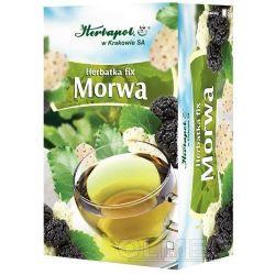 Herbapol * Herbatka fix - Morwa * 20 saszetek