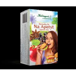 Herbapol * Herbatka fix - Na aptetyt * 20 saszetek