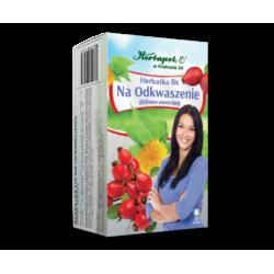 Herbapol * Herbatka fix - Na odkwaszenie * 20 saszetek