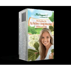 Herbapol * Herbatka- Na pęcherz i drogi moczowe * 20 saszetek