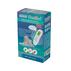 MesMed * Termometr * MM-380 EWWEL