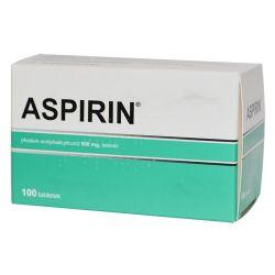 Aspirin  0,5g * tabletki 100 szt.