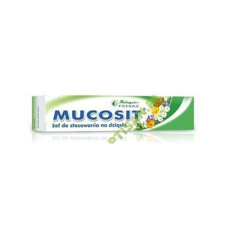 Mucosit żel do jamy ustnej * 15g