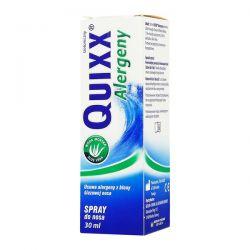 QUIXX Alergeny * Spray do nosa 30ml