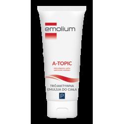 Emolium A-Topic * Trójaktywna emulsja do ciała *  200 ml