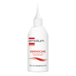 Emolium Dermocare * Żel zmiękczający na ciemieniuchę * 100 ml