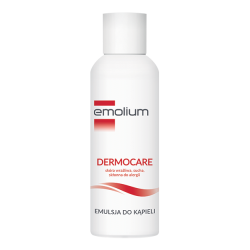 Emolium Dermocare * Emulsja do kąpieli * 400 ml