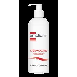 Emolium Dermocare  * Emulsja do ciała * 400 ml