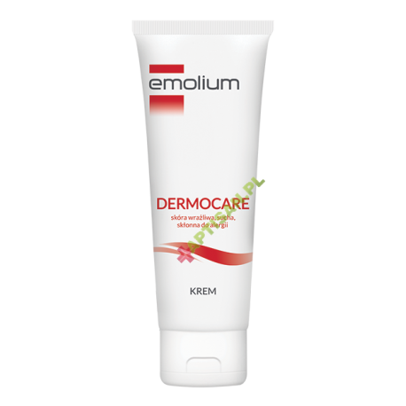 Emolium Dermocare * Krem do skóry suchej * 75 ml