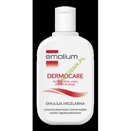 Emolium Dermocare* Nawilżająca emulsja micelarna * 250 ml