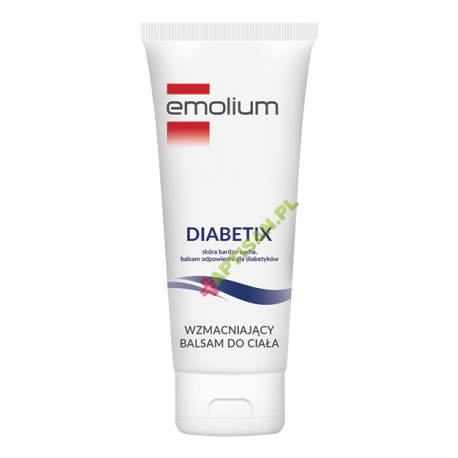 Emolium Diabetix * Wzmacniajacy balsam  do ciała * 200 ml