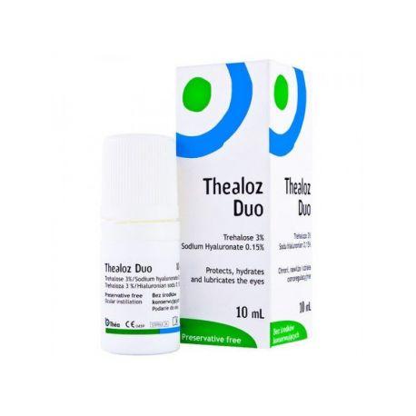 Thealoz Duo * krople do oczu * 10 ml