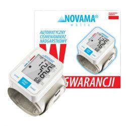 Novama * Ciśnieniomierz White W nadgarstkowy * 1szt.