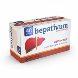 Hepativum * 40 tabletek