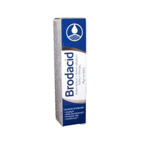 Brodacid - płyn na brodawki * 8 g