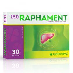Raphament 150 * 30 tabletek