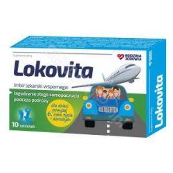 Rodzina Zdrowia * Lokovita * 10 tabletek