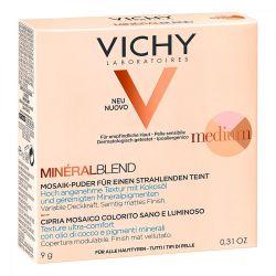 Vichy Mineralblend Puder trójkolorowy, tan * 9g