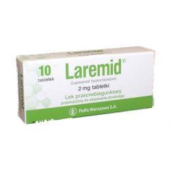 Laremid 2 mg * 10 tabl