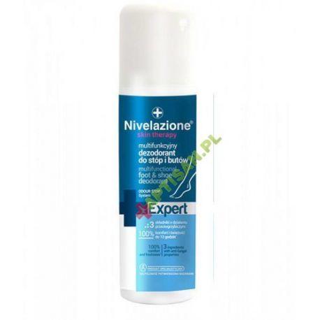 NIVELAZIONE Multifunkcyjny dezodorant do stóp i butów * 150ml