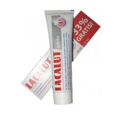 LACALUT White Pasta 33% gratis * 100ml