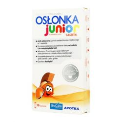 Osłonka C Junior * 7 saszetek
