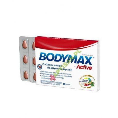 Bodymax Activ * 30 tabletek