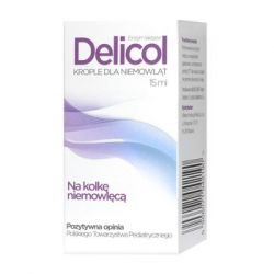 Delicol - krople * 15 ml