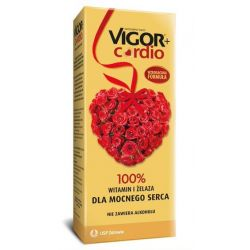 Vigor Cardio TONIK - 1000 ml * Opakowanie okolicznościowe * wzbogacona formuła