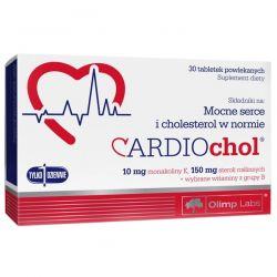 OLIMP * Cardiochol * tabl. powlekane * 30 szt