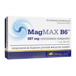 OLIMP * MagMAX B6 * tabl.powl. * 50 szt
