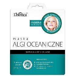L Biotica  Maska Algi Oceaniczne na tkaninie *  1 szt