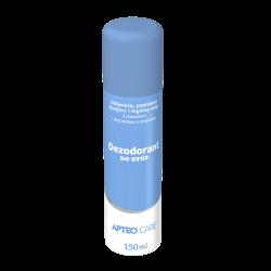 APTEO CARE * Dezodorant do stóp *  W postaci aerozolu na skórę * 150ml