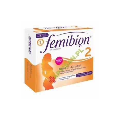 Femibion 2 Ciąża * 28  tabletek + 28 kapsułek