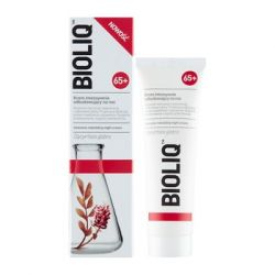 Bioliq 65+ krem intensywnie odbudowujący na noc , 30 ml
