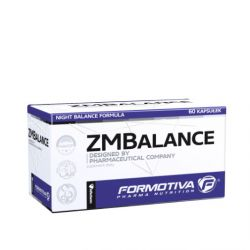 ZMBalance * Night balance formula * 60 kapsułek