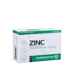 FORMOTIVA * Zinc * 150% RWS of zinc * 60 tabletek