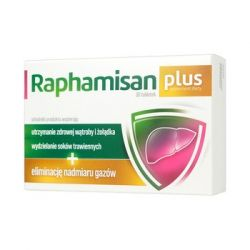 Raphamisan Plus* 30 tabletek