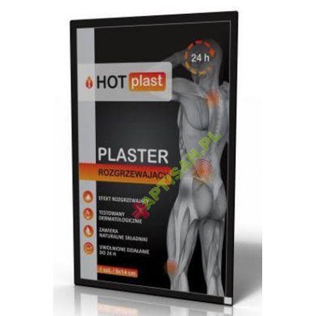 Hot Plast- plaster rozgrzewający  * 1 sztuka