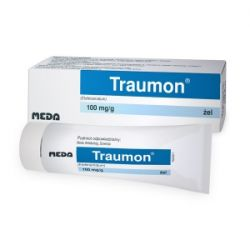 Traumon 100mg / g * żel 100 g