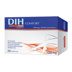 Dih Max Comfort * 1000 mg * 60 tabletek