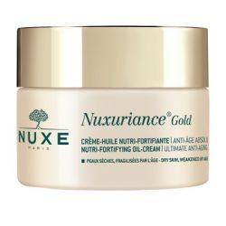 Nuxe Nuxuriance Gold * Ultraodżywczy olejkowy krem do twarzy * 50 ml