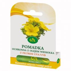 Gal - Pomadka ochronna z olejem konopnym * 4,3 g